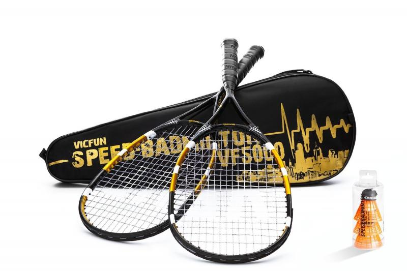 Set VICFUN SpeedBadminton 5000