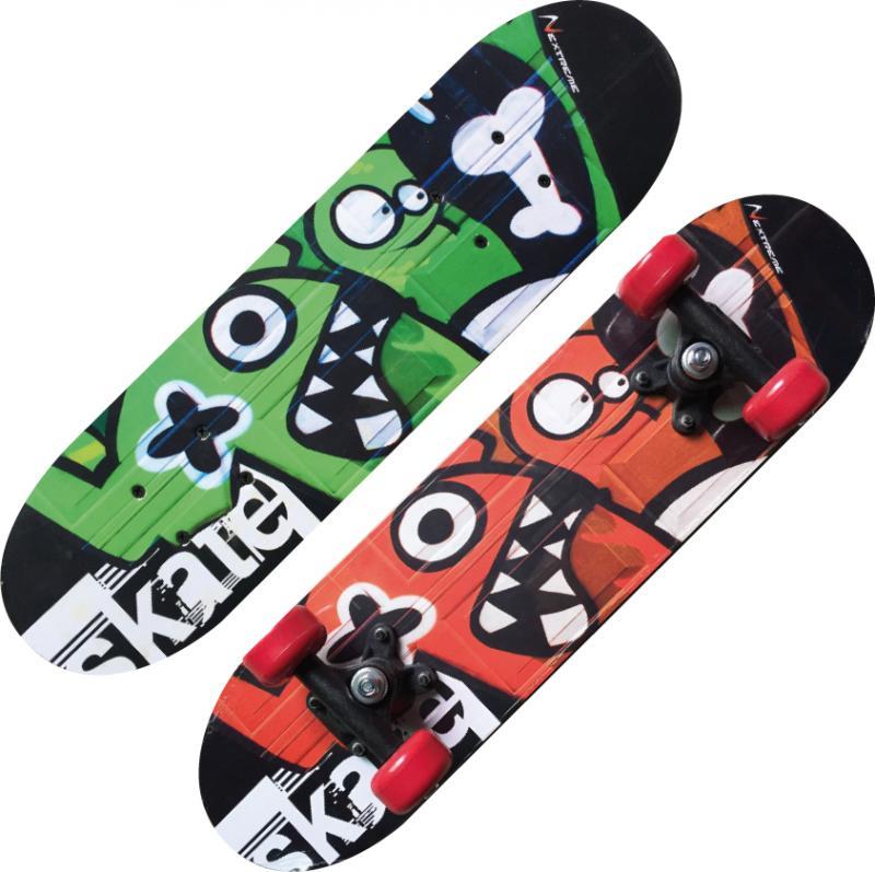Skateboard Nextreme Tribe Monsters