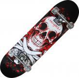 Skateboard Nextreme Tribe Pro Bloody Skull