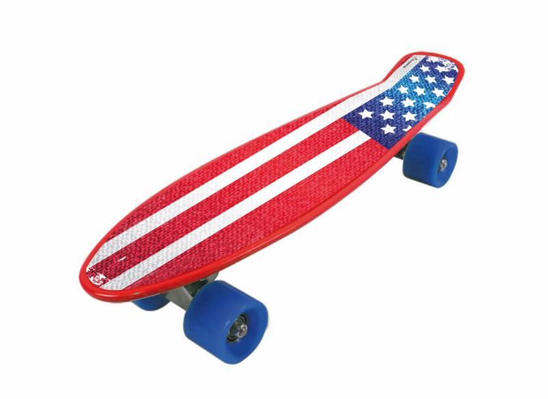 Skateboard  Pennyboard Nextreme  Pennyboard Freedom Pro Usa Flag