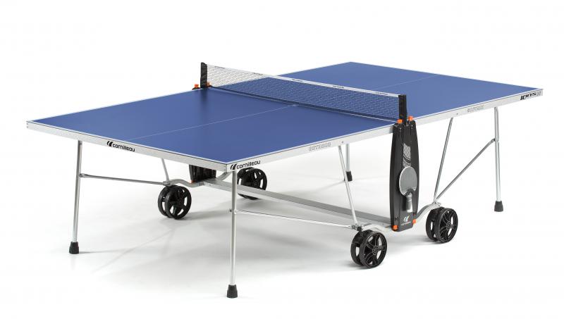 Masa Tenis Cornilleau 100 S Crossover albastru