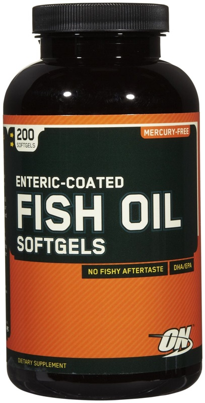 Fish Oil 1oo Softgels
