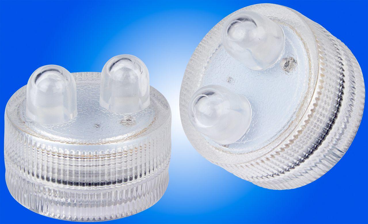 Lumini duale pentru patinaj cu LED