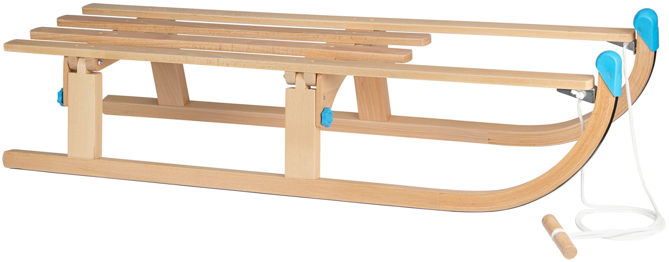 Sanie lemn pliabila 110 cm