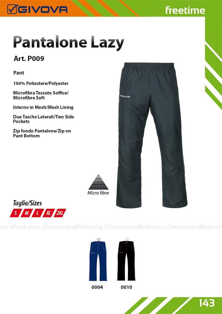 Pantaloni Timp liber Givova Lazy