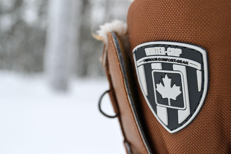 Snowboots Sr • Walker Checkered •