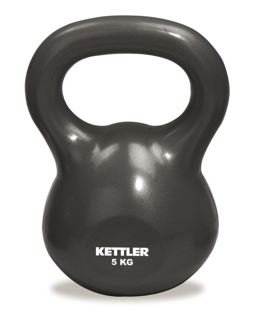 Minge Kettle 5 Kg/antracit