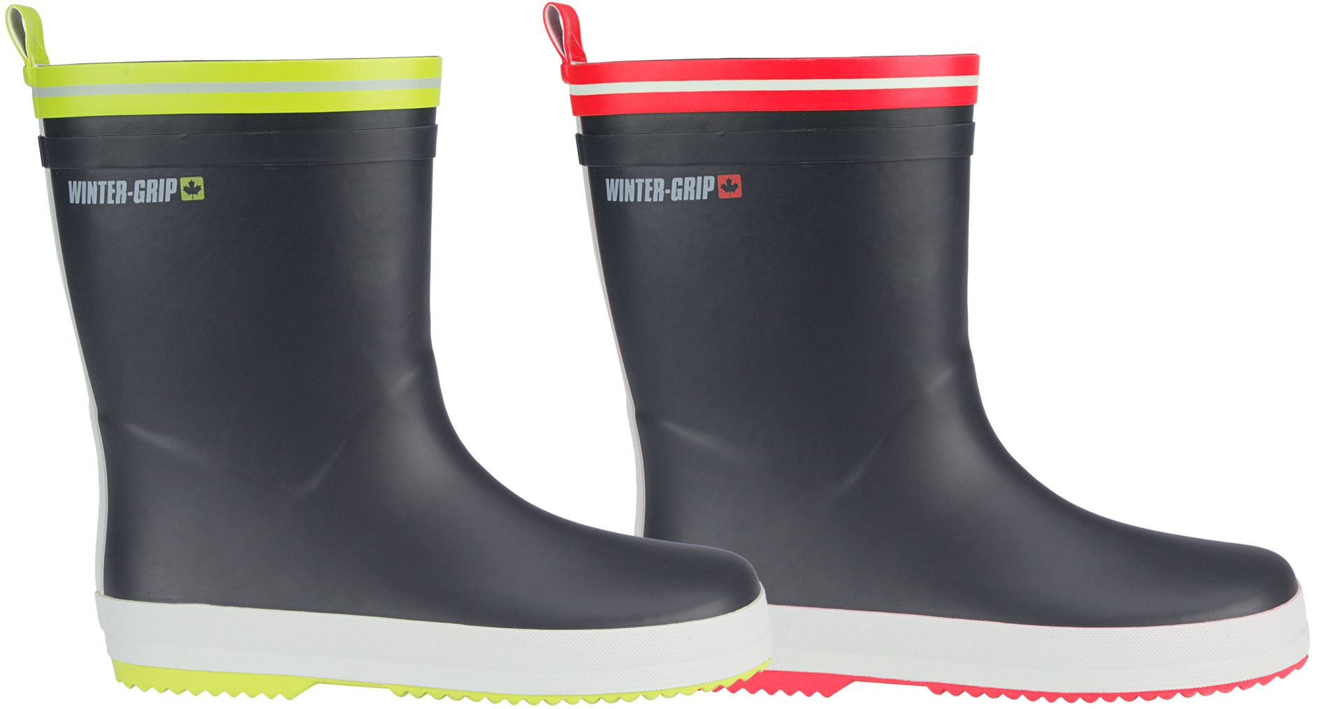 Cizeme iarna Winter-grip Welly, juniori