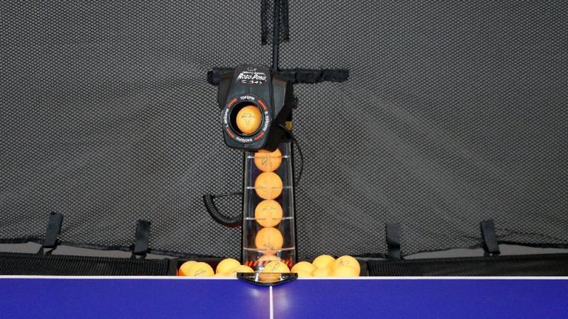 Robot Donic Newgy Robopong 545 cu plasa VERSA