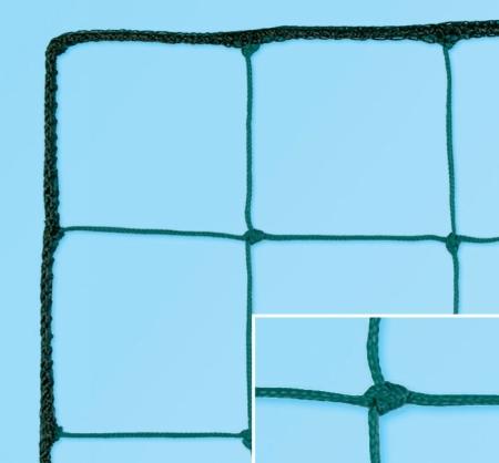 Plasa protectie cu nod, fir 3 mm, ochi 13x13 cm