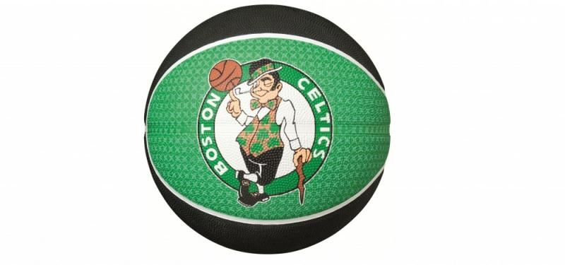 Minge de baschet Spalding Boston Celtics nr. 7