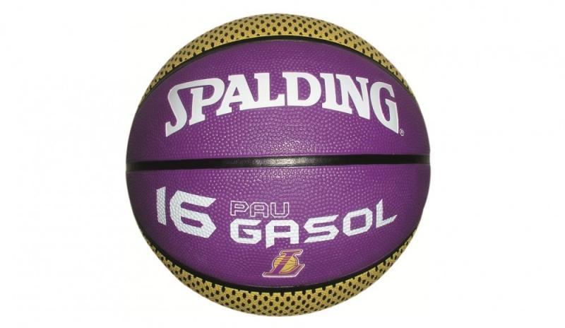 Minge de baschet Spalding Pau Gasol nr. 5