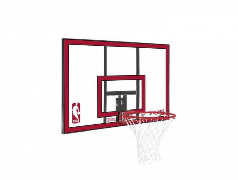 Panou de baschet Spalding NBA Polycarbonat