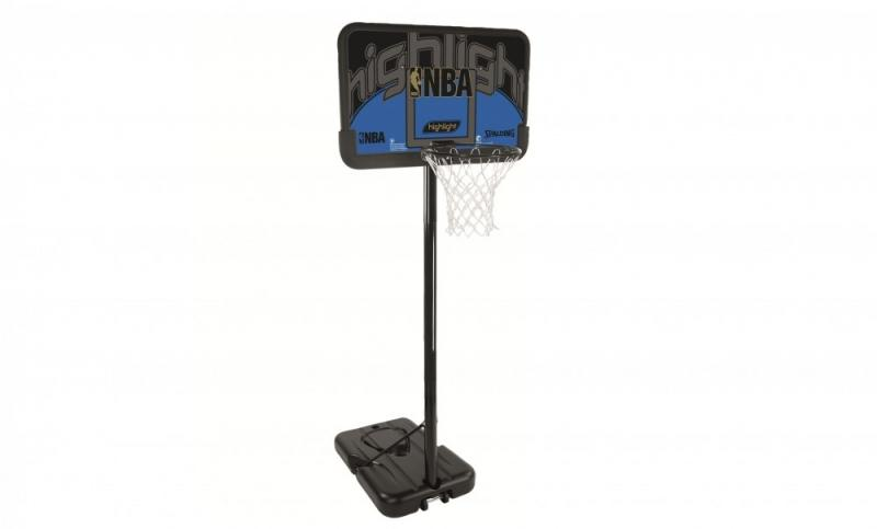 Sistem portabil Spalding NBA Highlight Composite