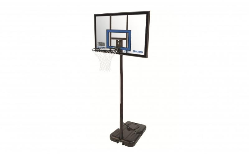 Sistem portabil Spalding NBA Highlight Acrylic