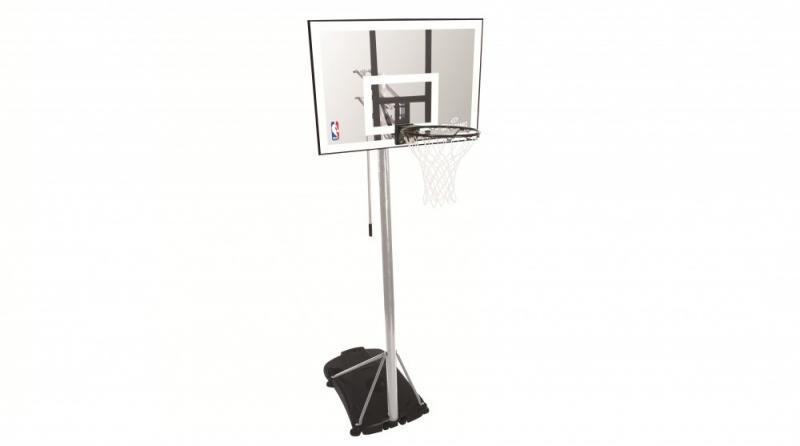 Sistem portabil Spalding NBA Silver