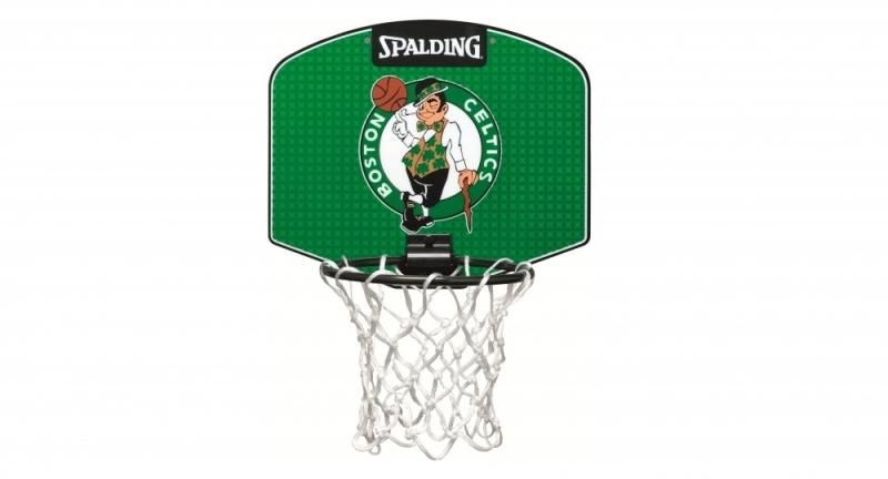Minipanou de baschet Spalding Boston Celtics