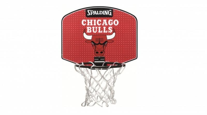 Minipanou de baschet Spalding Chicago Bulls
