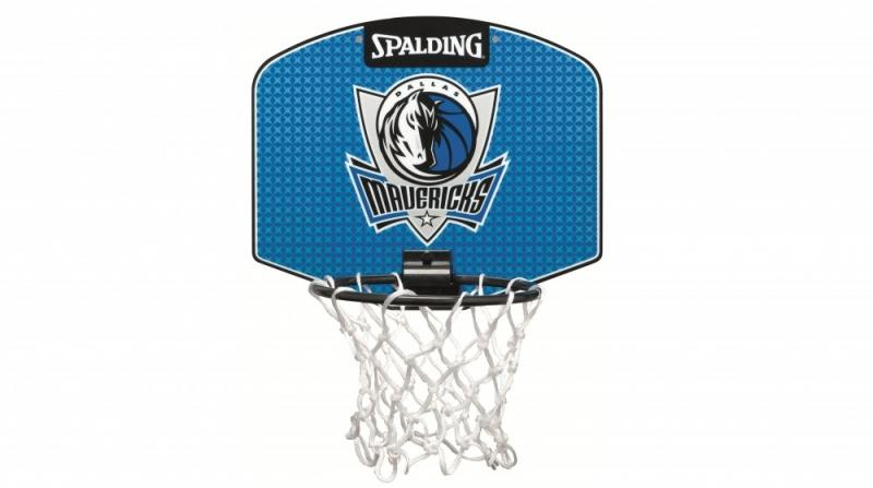 Minipanou de baschet Spalding Dallas Mavericks
