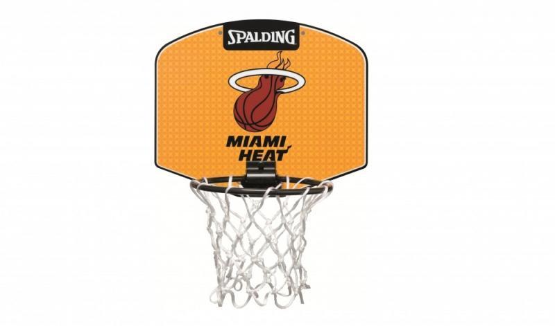 Minipanou de baschet Spalding Miami Heat