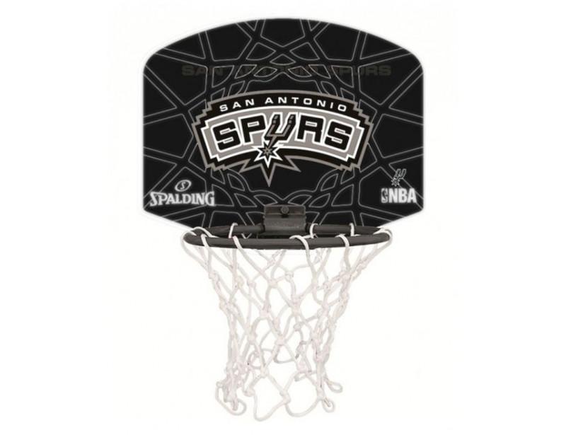 Minipanou de baschet Spalding San Antonio Spurs