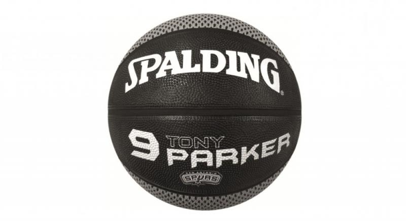 Minge de baschet Spalding Tony Parker nr. 5