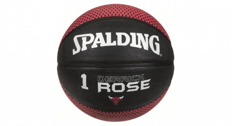 Minge de baschet Spalding Derrick Rose nr. 7