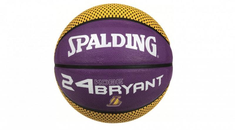 Minge de baschet Spalding Kobe Bryant nr. 7