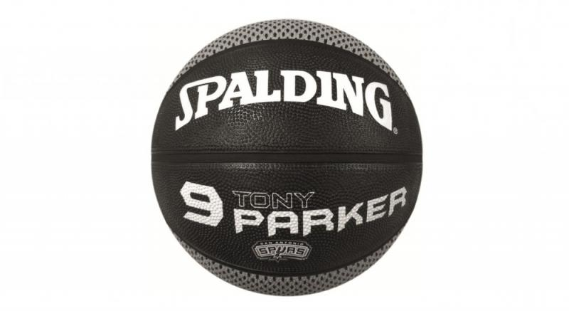 Minge de baschet Spalding Tony Parker nr. 7