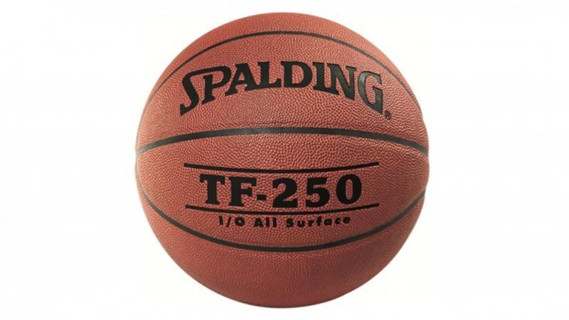 Minge de baschet Spalding TF 250 nr. 7