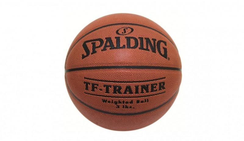 Minge de baschet Spalding TF Trainer Weighted nr. 7