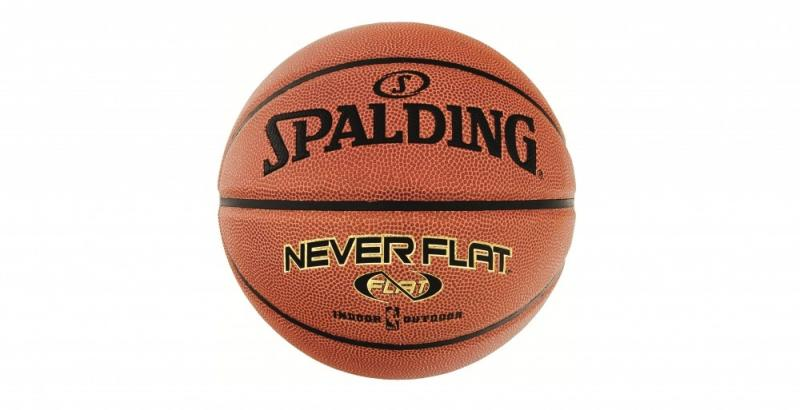 Minge de baschet Spalding NBA Neverflat Indoor/Outdoor nr. 7