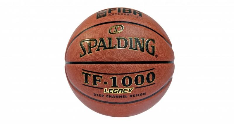 Minge de baschet Spalding TF 1000 Legacy nr. 7