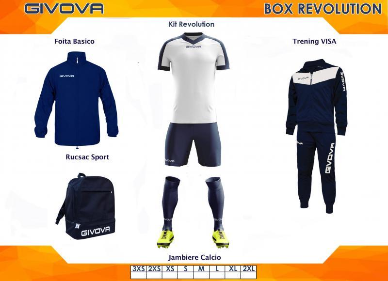 Box Givova Revolution