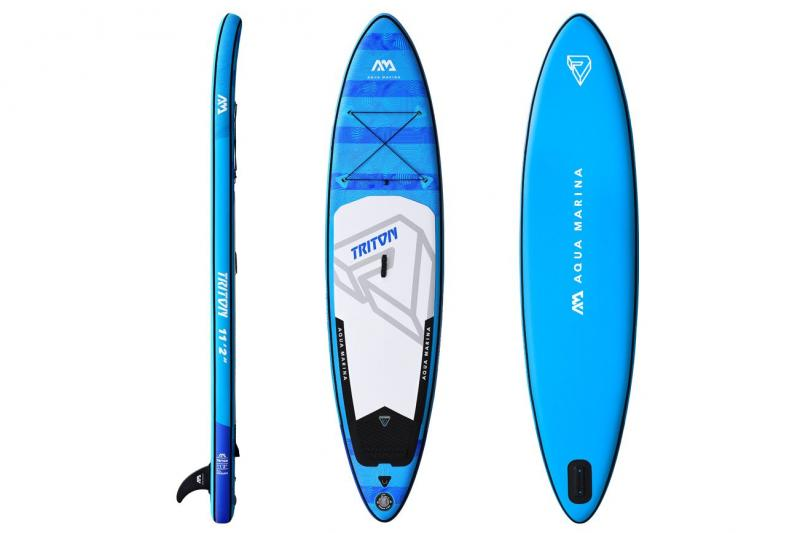 Stand Up Paddle Sup Aqua Marina Triton