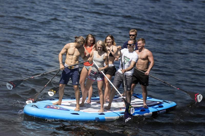 Stand Up Paddle Sup Aqua Marina Mega 550 cm