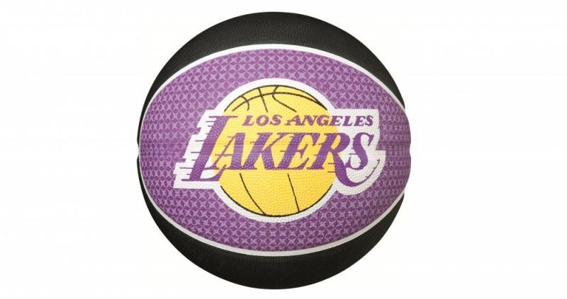 Minge de baschet Spalding L.A. Lakers nr. 7