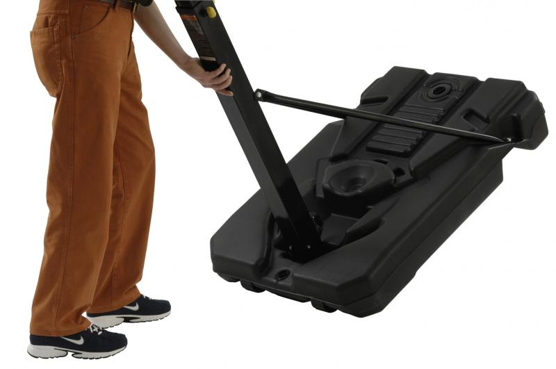 Sistem de baschet portabil Garlando San Jose