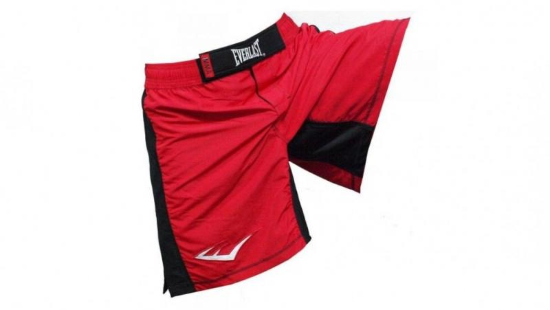 Sort de competitie MMA Everlast Red/Black