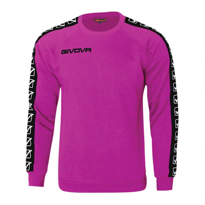 Bluza Givova Fleece Crew Neck Band