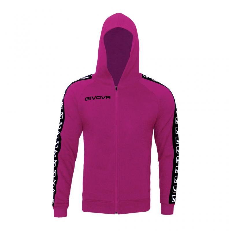 Jacheta Givova Fleece Full Zip Band