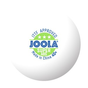 Mingi Joola Super Abs 40+ alb 6 buc