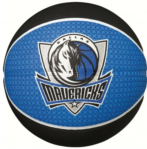 Minge de baschet Spalding Dallas Mavericks nr. 5