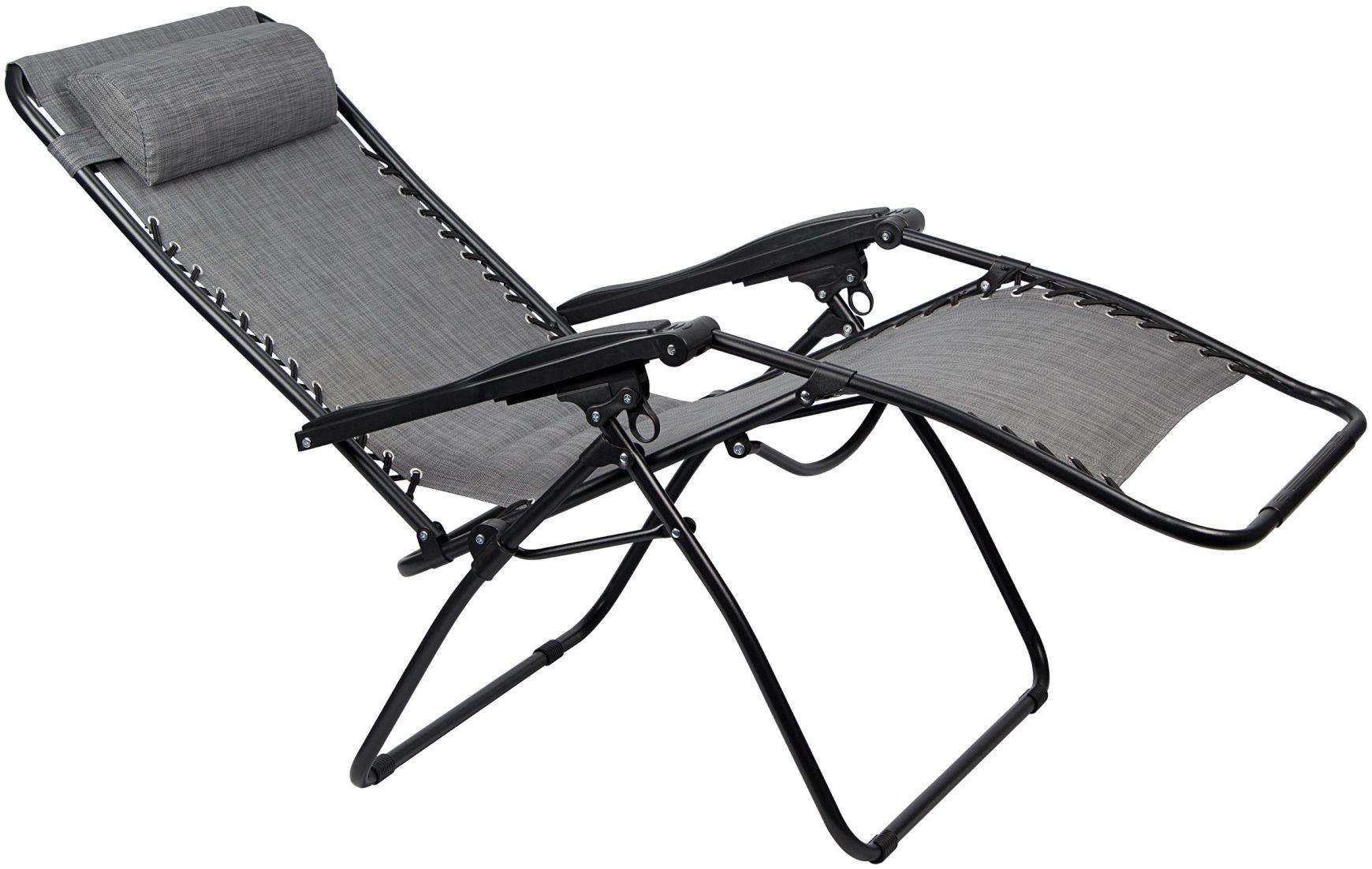 Scaun camping AbbeyCamp  • Chaise Longue XXL •