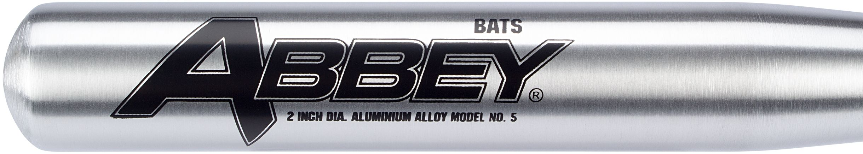 Bata baseball Abbey • aluminiu • 65 cm •