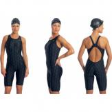 Costum baie competitie TYR Fusion Aeroback Shortjohn