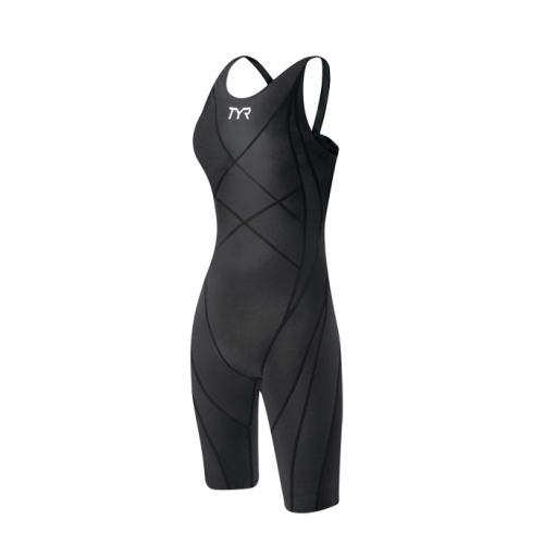 Costum baie competitie TYR Tracer Light Aeroback Shortjohn