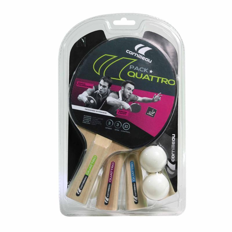 Set  4 palete Cornilleau Sport Pack Quattro