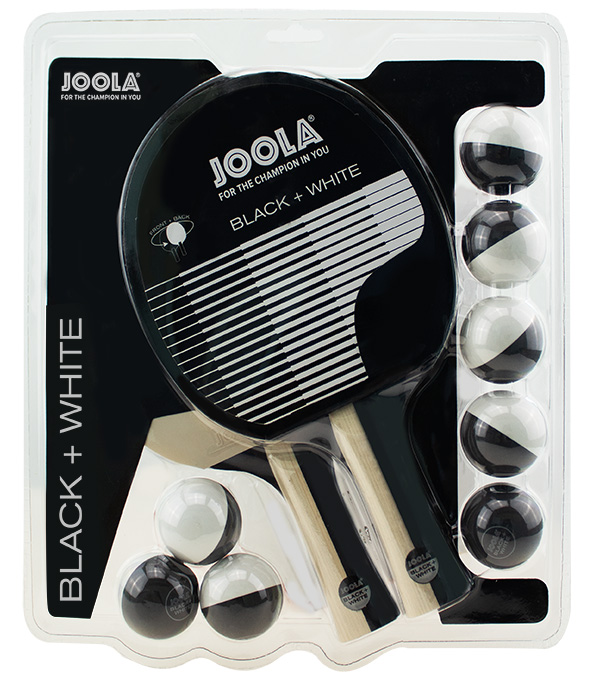 Set Joola Black+White