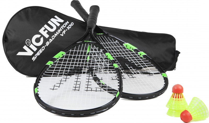 Set VICFUN Speed-Badminton 100